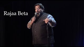 Download Rajaa Beta -  Stand-Up Comedy by Jeeveshu Ahluwalia Mp3 and Videos