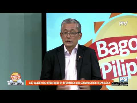 ON THE SPOT: Ang mandato ng Department of Information and Communicaion Technology