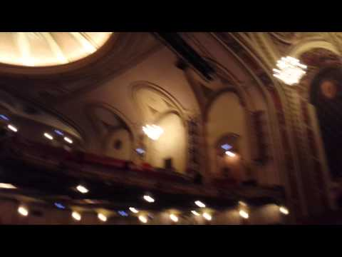 Cadillac Palace Theater in Chicago