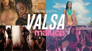 VALSA MALUCA 2017 (Anitta, Lary, Tati Zaqui...)