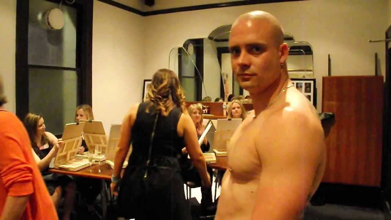 Paint-a-Nude • Kilkenny Concierge