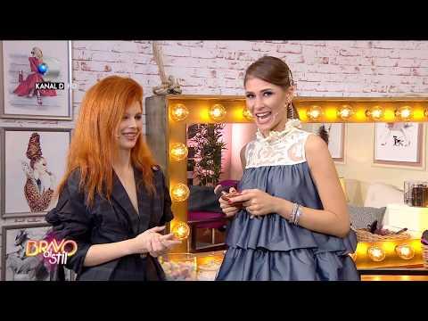 Bravo, ai stil (24.01.2019) - Monica, noua concurenta a fost trimisa de urgenta in retouch studio!