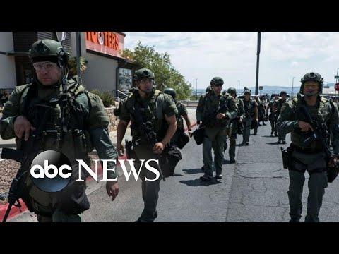 El Paso shooting labelled 'domestic terrorism' case