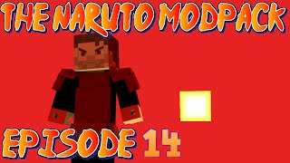 Minecraft Naruto Mod Pack : Season 2 : Episode 14 : Voices vs Dragons Thumbnail