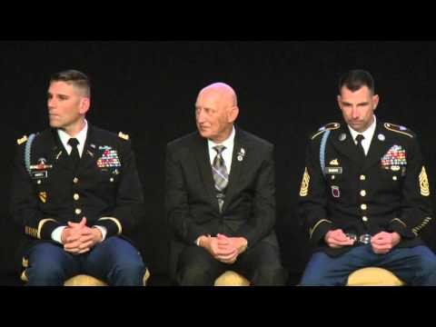 Officer Candidate School Hall Of Fame Induction Ceremony
