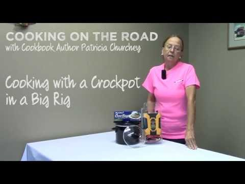 How To Cook With A Crock-Pot In A Truck | Dart Transit Company