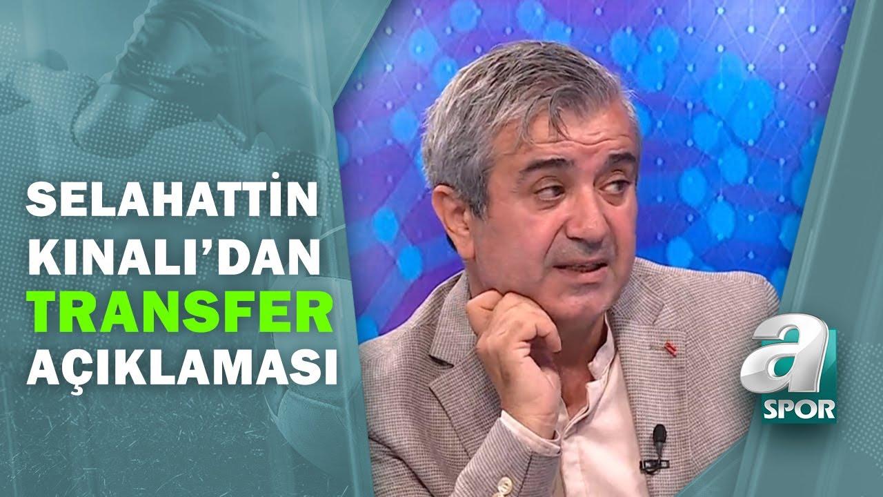 Selahattin Kınalı'dan Trabzonspor İçin Flaş Transfer Açıklaması / Spor Ajansı / 12.06.2021
