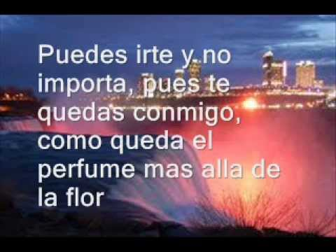 Poema Del Amor Ajeno Wmv Youtube