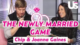 Fixer Upper's Chip & Joanna Gaines Play The Newlywed Game | Us Weekly
