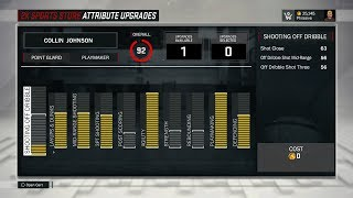 Quickest & Easiest way to get Attribute Upgrates for MyPlayer NBA 2K17 (Quick Tips)