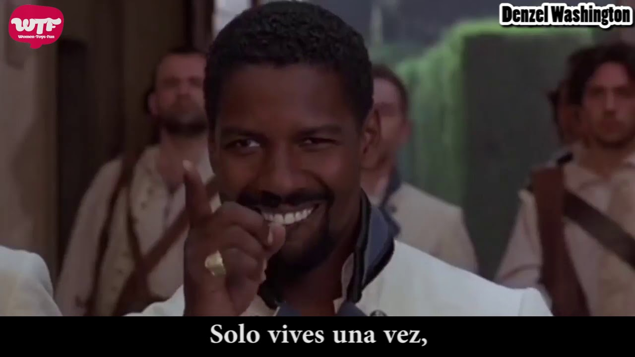 Denzel Washington Discurso Motivacional