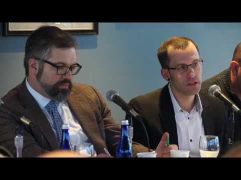 2017 Goldsmith Seminar on Investigative Reporting