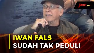 Menanggapi Pernyataan Jokowi, Iwan Fals Mengaku Sudah Empot-empotan - JPNN.com