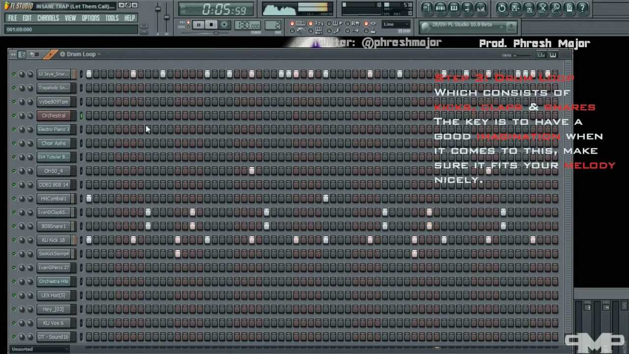 How to make beats on fl studio 11