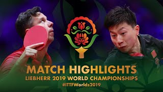 Ma Long vs Владимир Самсонов | R32 | WTTC-2019