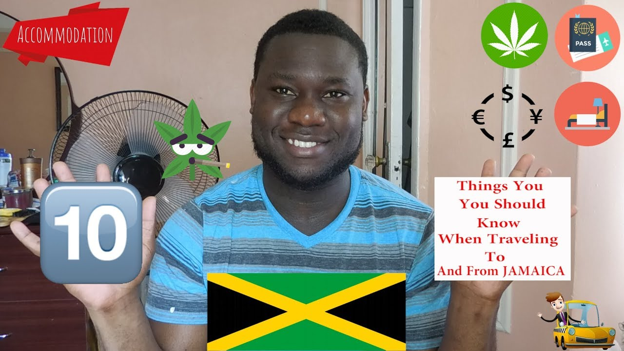 10 THINGS YOU SHOULD KNOW WHEN TRAVELING TO AND FROM JAMAICA   #JVLOGS