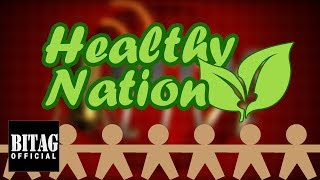 A healthy nation starts with a healthy population!