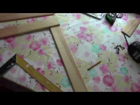 видео: Установка дверных наличников