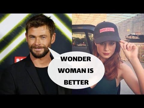 Chris Hemsworth HATES