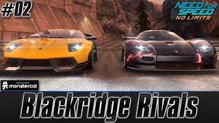 Need For Speed No Limits: Blackridge Rivals (Season 9) [Day 2]