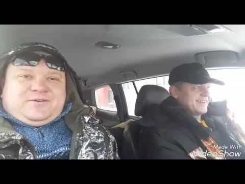 На зимней рыбалке Самарская обл. Владимировка