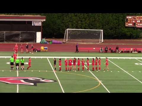 Lincoln Girls Soccer vs Lakeridge 9-11-18