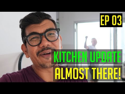 Our Kitchen Update - Episode 3 (3 Room BTO Ferngrove@Yishun)
