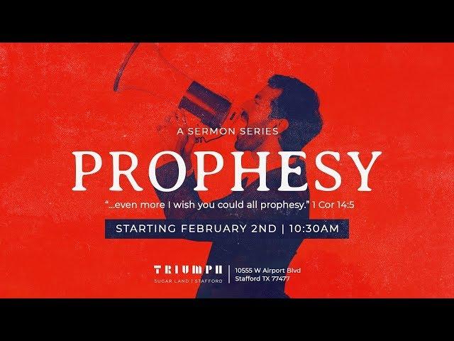 Pastor Randon Clark | Prophesy Pt  2