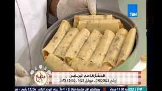 مطبخ 10/10 - الشيف أيمن عفيفي - الشيف هاني الجوهري - طريقة عمل دجاج بصوص الرومان