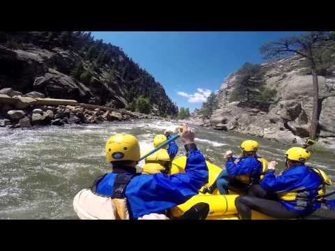 Arkansas River Brown's Canyon-Full Day Part 1