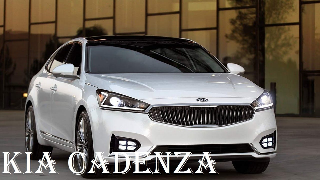 2017 Kia Cadenza Commercial Review Exhaust Engine Interior Specs Reviews Auto Highlights