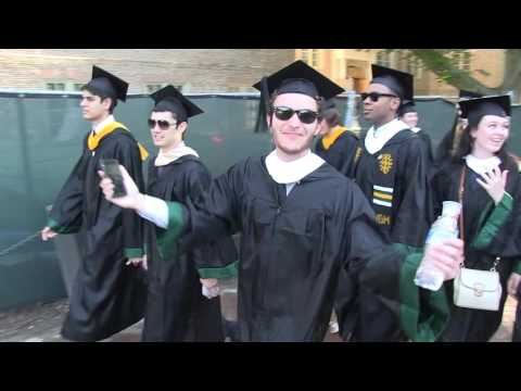 Class of 2016: Commencement walk