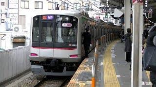 東急東横線自由が丘駅6番線2017年期間限定スター・ウォーズ発車メロディ