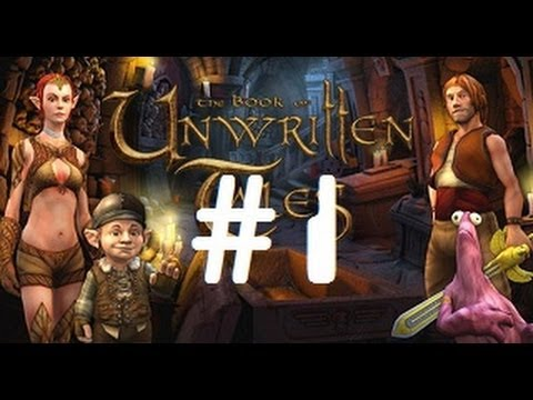 Let's Play - The Book of Unwritten Tales (1080p) - Part 1