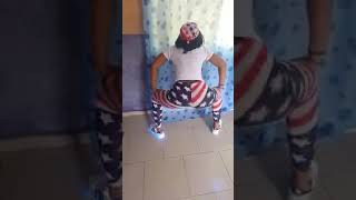 Nigeria sexy Ass dance