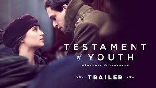 Testament Of Youth (Mémoires de Jeunesse) - Trailer - Release : 16/09/2015