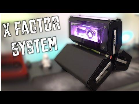 Insane Vertical GTX 1080 VR Ready PC Build (2016)