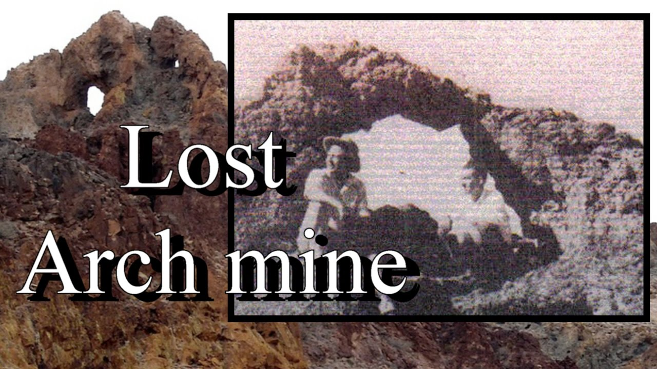 THE LOST ARCH MINE !!!! Gold and Gemstones   ask Jeff Williams