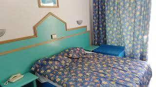 "HOTEL SAFA 3 * (Тунис/Хаммамет). Номер ""Family room"" с видом на море"