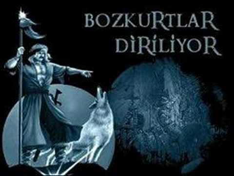 Arif Nazım - Ağlamasınlar - Türkçü Bozkurt Ülkücü Alperen