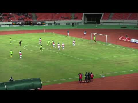 MOZAMBIQUE vs KENYA Highlights FIFA International friendly 2nd Sept 2017 Zimbeto National Stadium