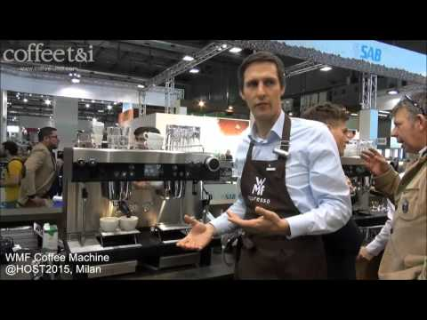 WMF Coffee Machine @ HOST2015