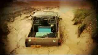 FP Mammut 4x4 trailer - November 2009!