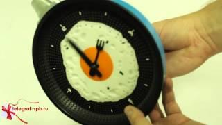 Часы Сковорода с яичницей(, 2014-08-13T13:16:10.000Z)