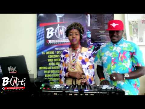 DJ QUEEN LIVE INTERVIEW ON BMG TV WITH OJAYS BMG