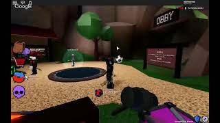 ROBLOX ASSASSIN COMPETITIVE GRINDING