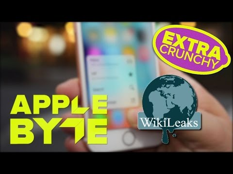 WikiLeaks will work with Apple against CIA hacks (Apple Byte Extra Crunchy, Ep. 75)