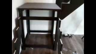 Процесс изготовления деревянных лестниц(, 2013-10-28T13:44:30.000Z)