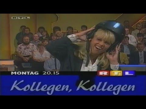 """""""Kollegen, Kollegen""""  (RTL-Trailer von 1993)"""