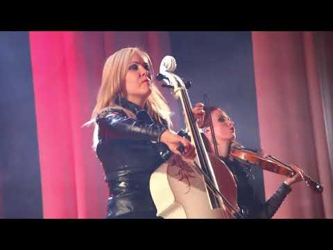 SILENZIUM. Финал концерта на бис 4.11.2017. Бердск.Fergie - A Little Party Never Killed Nobody